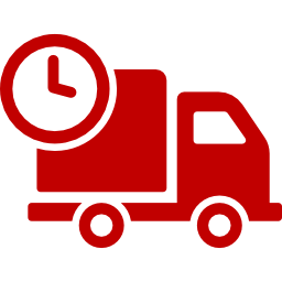delivery-truck-with-circular-clock